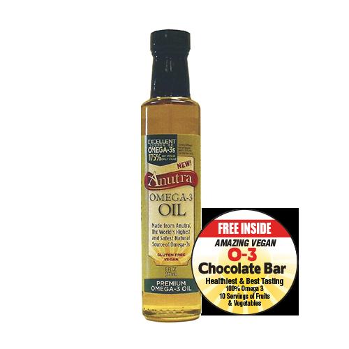 Anutra Omega 3 Oil