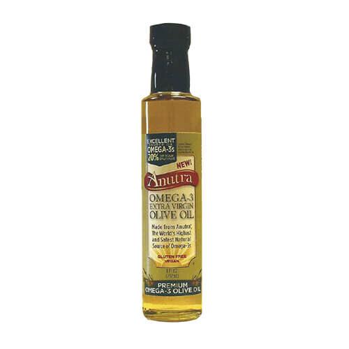 anutra omega 3 extra virgin olive oil
