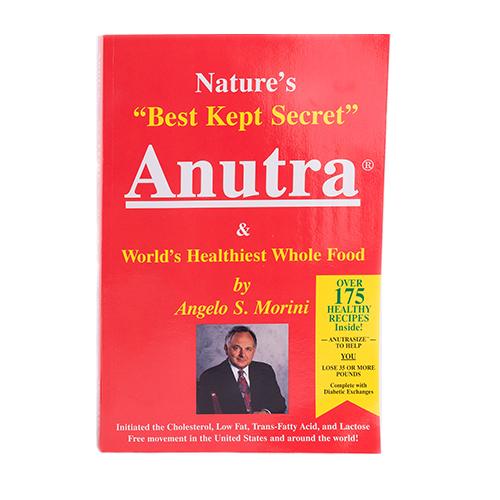 Natures best kept secret anutra includes over 175 recipes in all natures best kept secret anutra includes over 175 recipes in all categories forumfinder Choice Image