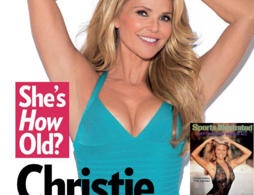 People Magazine Recently Featured Christie Brinkley quoting her usage of Anutra