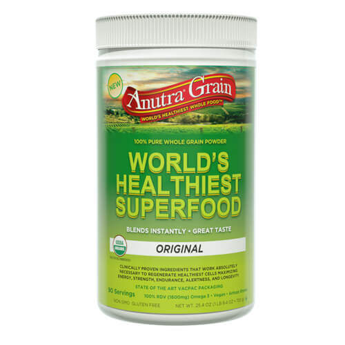 anutra grain world's healthiest superfood original