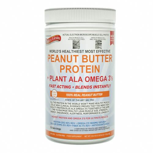 anutra peanut protein ala omega 3