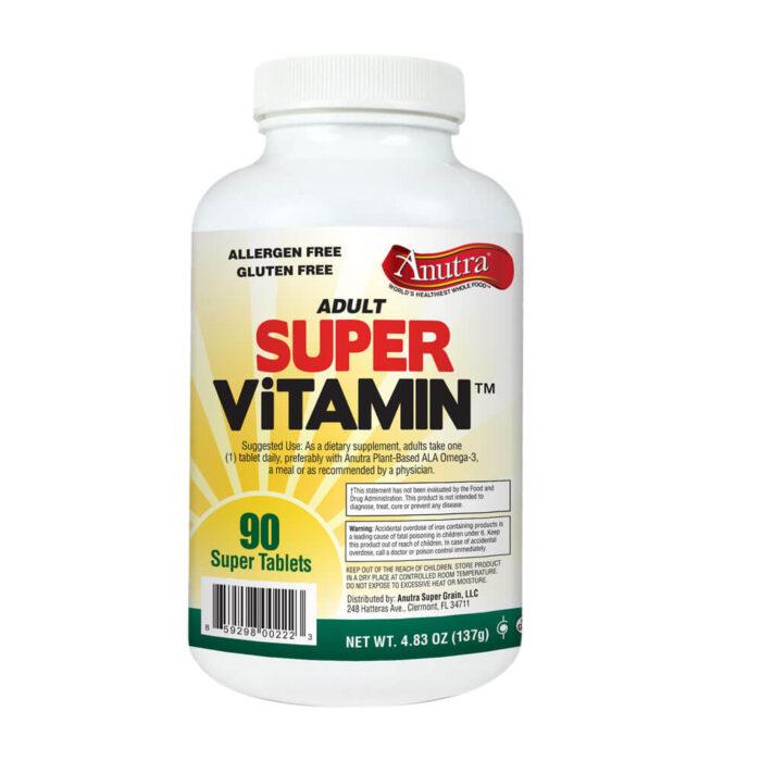 anutra super vitamin