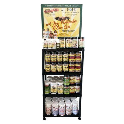 Anutra Merchandise Rack