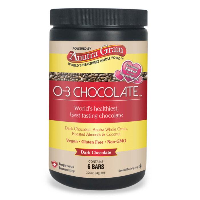Anutra O3 Chocolate 6Pack