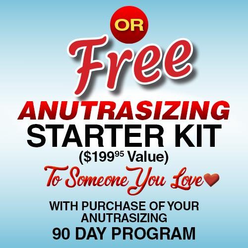 Anutrasizing Starter Kit